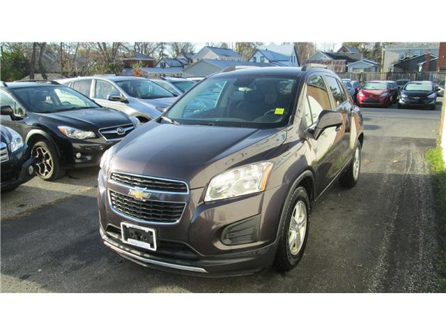 2015 Chevrolet Trax 1LT (Stk: 171516) in Kingston - Image 1 of 12