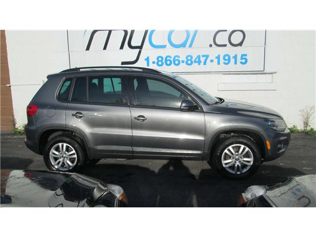 2014 Volkswagen Tiguan Trendline (Stk: 171565) in Richmond - Image 2 of 13