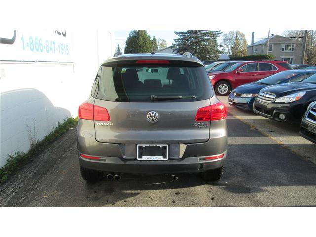 2014 Volkswagen Tiguan Trendline (Stk: 171565) in Kingston - Image 4 of 13