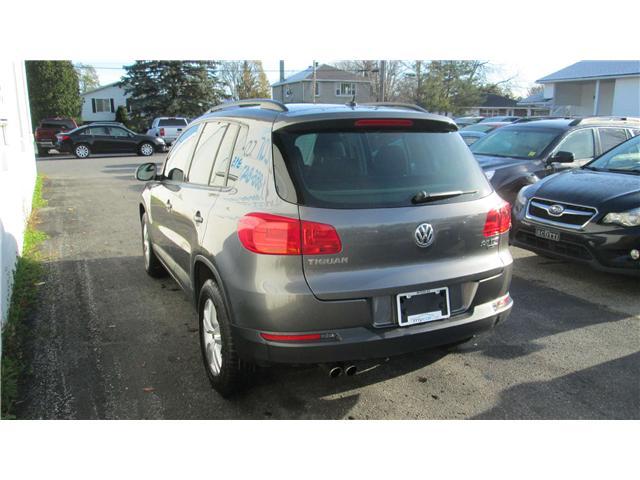 2014 Volkswagen Tiguan Trendline (Stk: 171565) in Kingston - Image 5 of 13