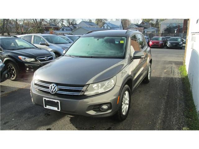 2014 Volkswagen Tiguan Trendline (Stk: 171565) in Kingston - Image 6 of 13