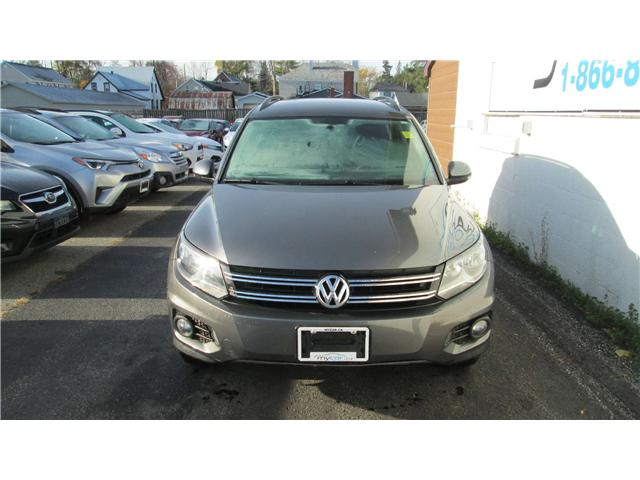 2014 Volkswagen Tiguan Trendline (Stk: 171565) in Kingston - Image 1 of 12