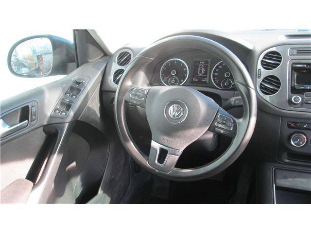2014 Volkswagen Tiguan Trendline (Stk: 171565) in Kingston - Image 12 of 13