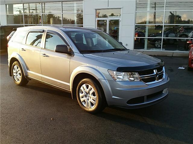 2016 Dodge Journey CVP/SE Plus (Stk: 18020A) in Bridgewater - Image 1 of 19