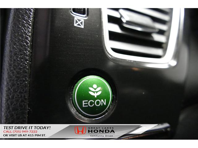 2014 Honda Civic Touring (Stk: HP452) in Sault Ste. Marie - Image 19 of 23