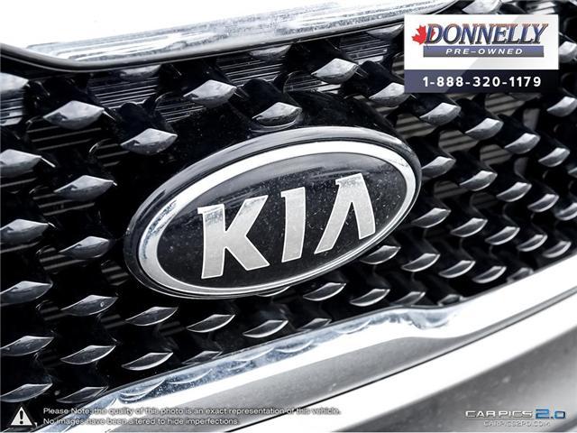 2017 Kia Sorento 3.3L EX+ (Stk: PLKU2061) in Kanata - Image 9 of 29