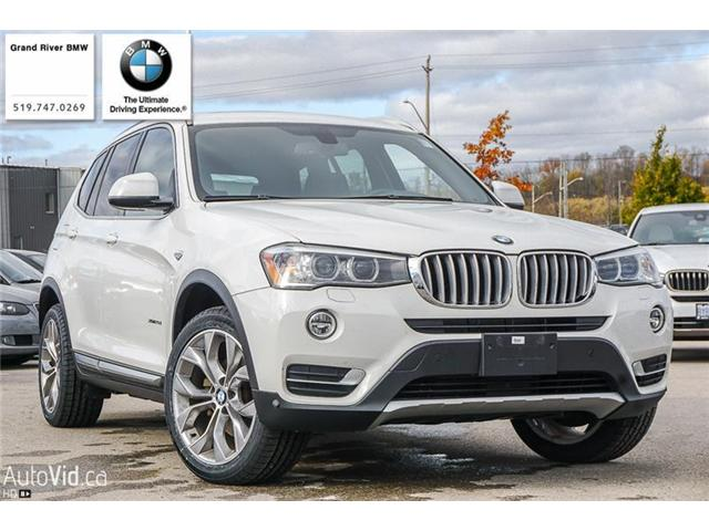2016 BMW X3 xDrive28d (Stk: 33549A) in Kitchener - Image 1 of 21