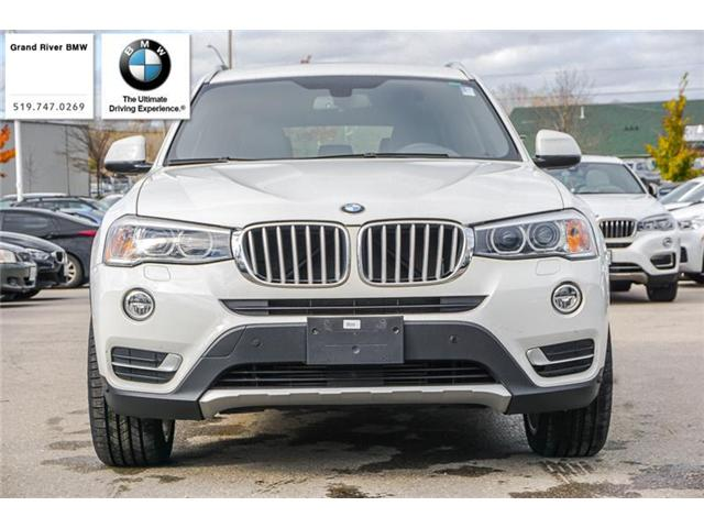 2016 BMW X3 xDrive28d (Stk: 33549A) in Kitchener - Image 2 of 21