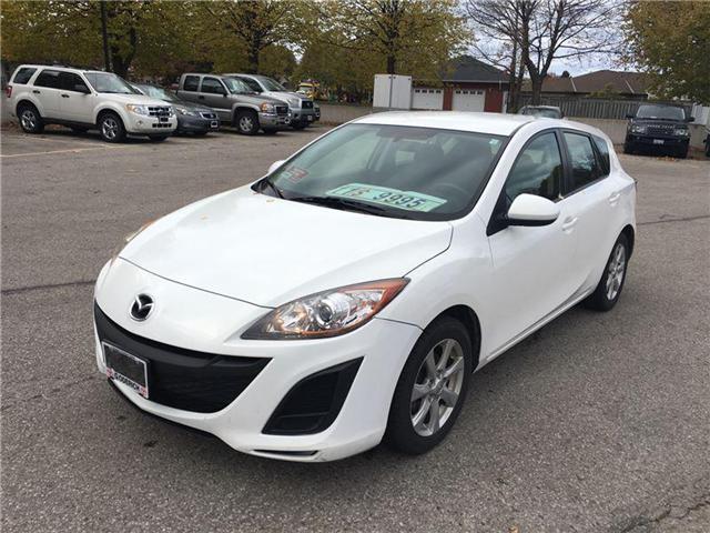 2011 Mazda Mazda3 GX (Stk: U29117) in Goderich - Image 9 of 15