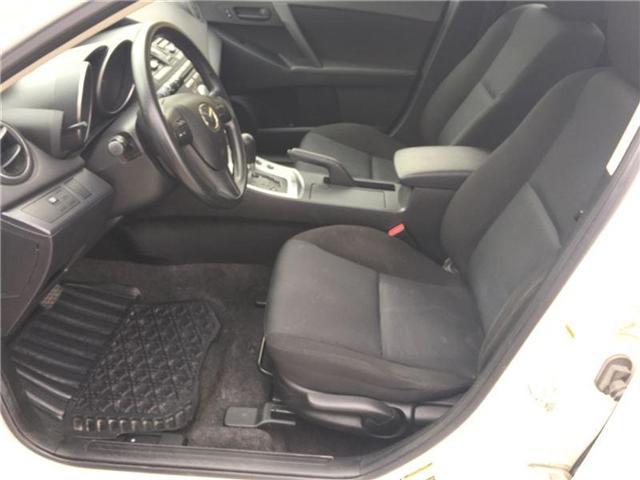 2011 Mazda Mazda3 GX (Stk: U29117) in Goderich - Image 11 of 15