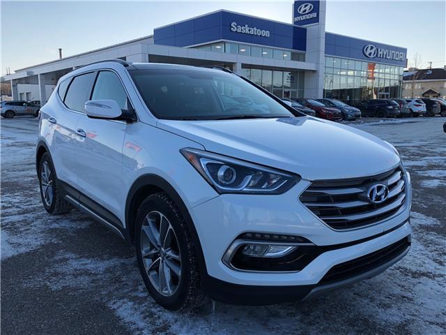 2017 Hyundai Santa Fe Sport 2.0T Limited (Stk: B6836) in Saskatoon - Image 1 of 27