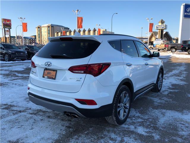 2017 Hyundai Santa Fe Sport 2.0T Limited (Stk: B6836) in Saskatoon - Image 2 of 27
