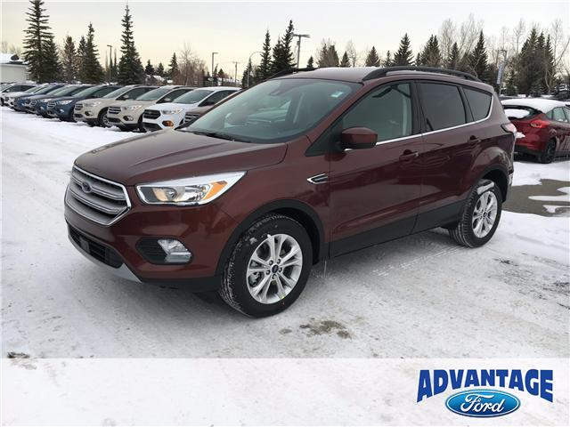 2018 Ford Escape SE (Stk: J-196) in Calgary - Image 1 of 5