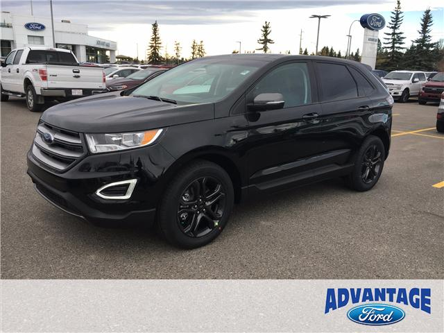 2018 Ford Edge SEL (Stk: J-210) in Calgary - Image 1 of 5