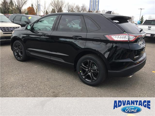 2018 Ford Edge SEL (Stk: J-210) in Calgary - Image 3 of 5