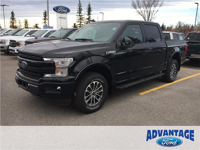 2018 Ford F-150 Lariat (Stk: J-079) in Calgary - Image 1 of 5
