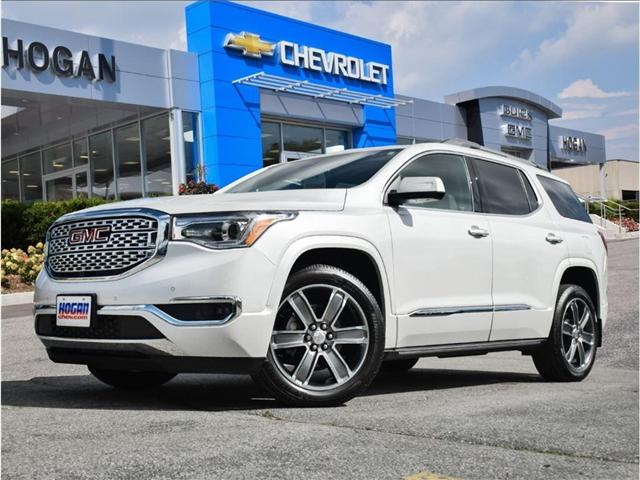 2017 GMC Acadia Denali (Stk: 7168006) in Scarborough - Image 1 of 27