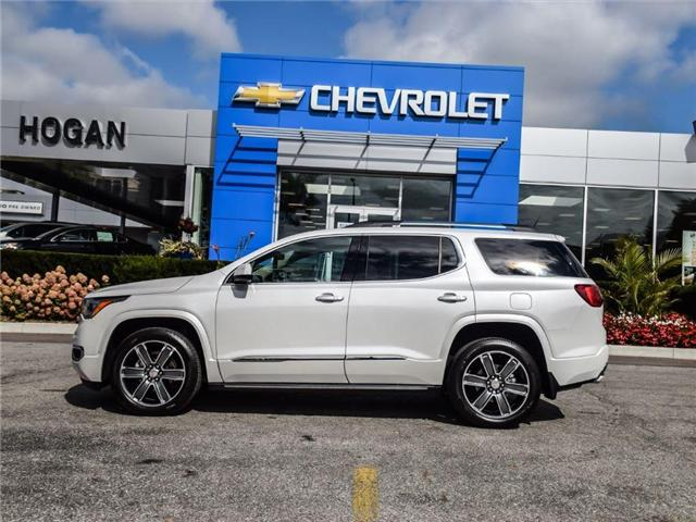 2017 GMC Acadia Denali (Stk: 7168006) in Scarborough - Image 2 of 27