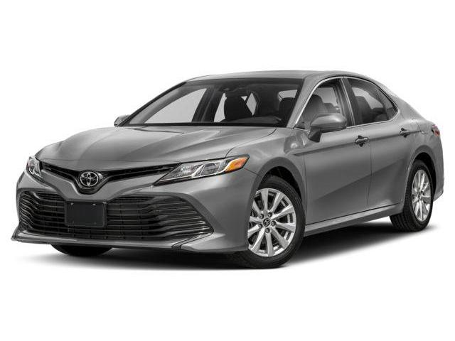 2018 Toyota Camry LE (Stk: N18145) in Timmins - Image 1 of 9