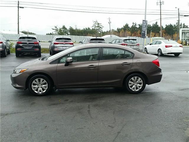 2012 Honda Civic LX (Stk: 40007A) in Bridgewater - Image 2 of 22