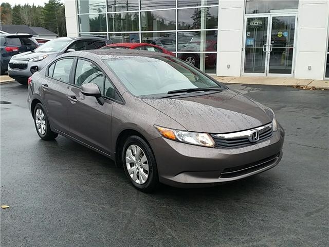 2012 Honda Civic LX (Stk: 40007A) in Bridgewater - Image 1 of 22