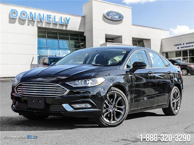 2018 Ford Fusion SE (Stk: DR134) in Ottawa - Image 1 of 27