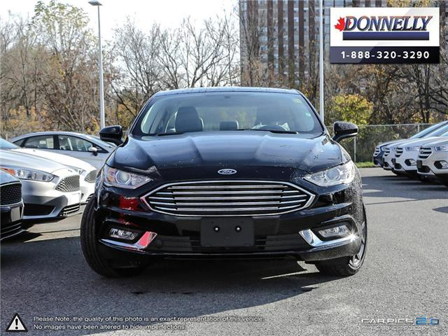 2018 Ford Fusion SE (Stk: DR134) in Ottawa - Image 2 of 27