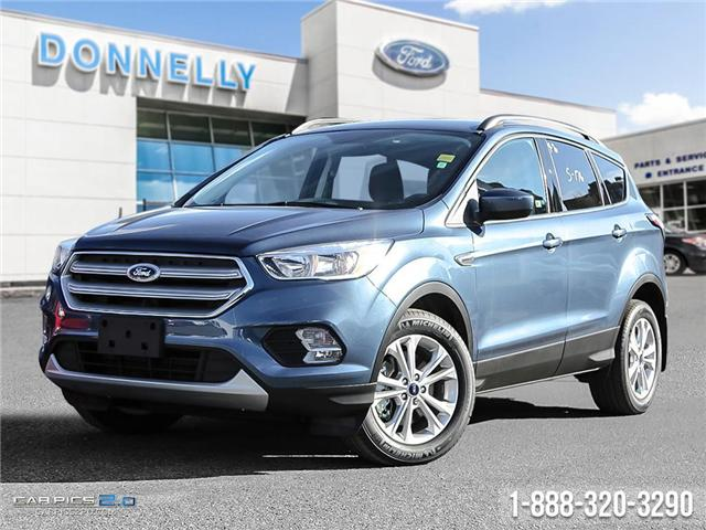 2018 Ford Escape SE (Stk: DR99) in Ottawa - Image 1 of 27