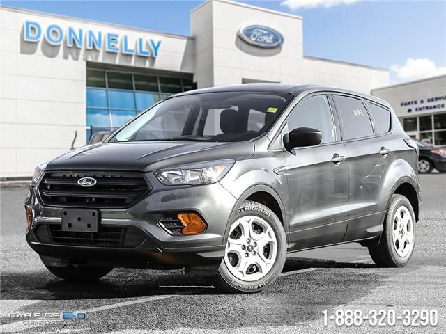 2018 Ford Escape S (Stk: DR201) in Ottawa - Image 1 of 28