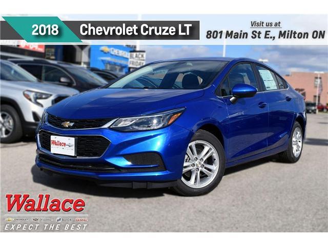 2018 Chevrolet Cruze LT Auto (Stk: 123191) in Milton - Image 1 of 10