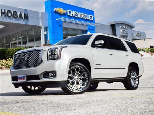 2017 GMC Yukon Denali (Stk: 7238115) in Scarborough - Image 1 of 29