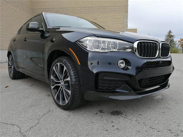2017 Bmw X6 Xdrive35i At 94986 For Sale In Barrie