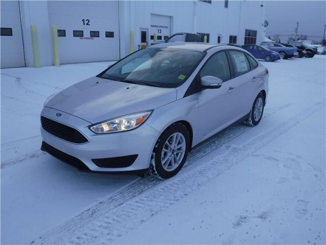 2017 Ford Focus SE (Stk: 17-738) in Kapuskasing - Image 1 of 12