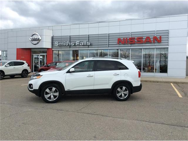 2013 Kia Sorento EX Luxury V6 (Stk: 17-508A) in Smiths Falls - Image 1 of 13