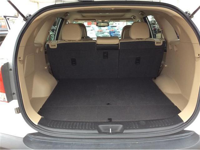 2013 Kia Sorento EX Luxury V6 (Stk: 17-508A) in Smiths Falls - Image 11 of 13