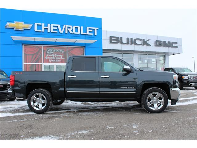 2018 Chevrolet Silverado 1500 1LZ (Stk: 187499) in Claresholm - Image 2 of 38