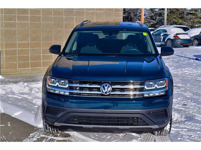 2018 Volkswagen Atlas 2.0 TSI Trendline (Stk: 180191) in Regina - Image 2 of 30