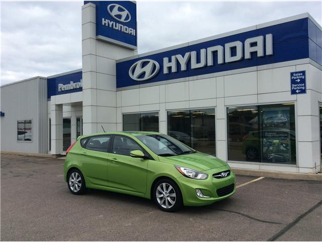 2014 Hyundai Accent GLS (Stk: 18011-1) in Pembroke - Image 1 of 1