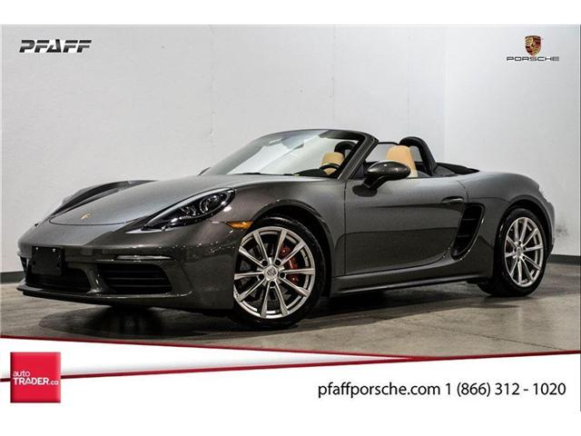2017 Porsche 718 Boxster S (Stk: P9965) in Vaughan - Image 1 of 26