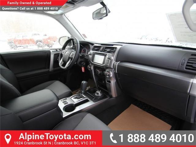 2018 Toyota 4Runner SR5 (Stk: 5501221) in Cranbrook - Image 11 of 15