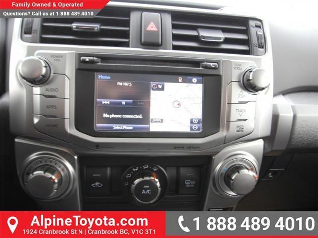 2018 Toyota 4Runner SR5 (Stk: 5501221) in Cranbrook - Image 13 of 15