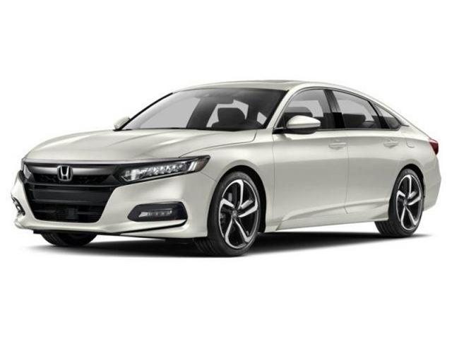 2018 Honda Accord Sport (Stk: A-1337-0) in Castlegar - Image 1 of 2