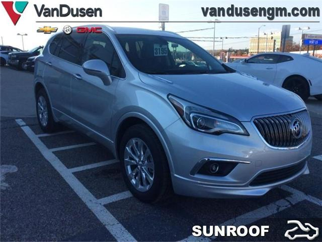 2018 Buick Envision Essence (Stk: 183195) in Ajax - Image 1 of 26
