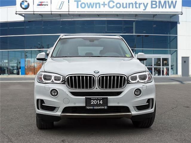 2014 BMW X5 35i (Stk: D10612) in Markham - Image 2 of 17