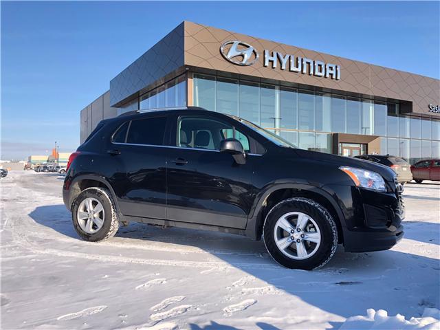 2016 Chevrolet Trax LT (Stk: H2089) in Saskatoon - Image 1 of 19