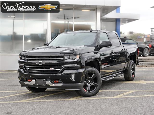 2018 Chevrolet Silverado 1500 2LZ (Stk: 180135) in Ottawa - Image 1 of 21