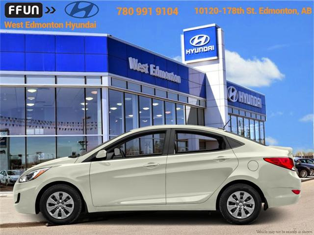 2016 Hyundai Accent GL (Stk: P0398) in Edmonton - Image 1 of 1
