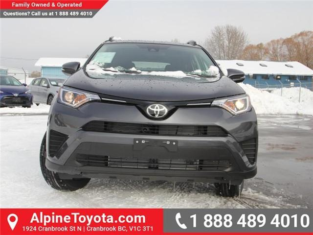 2018 Toyota RAV4  (Stk: W701631) in Cranbrook - Image 8 of 14