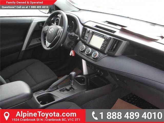 2018 Toyota RAV4  (Stk: W701631) in Cranbrook - Image 11 of 14