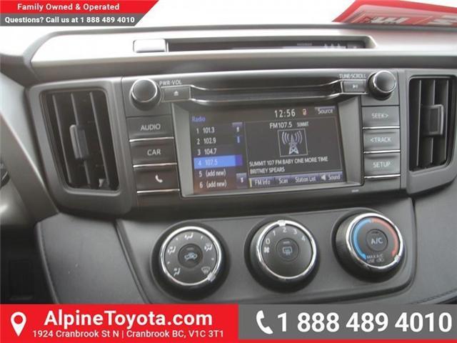 2018 Toyota RAV4  (Stk: W701631) in Cranbrook - Image 13 of 14